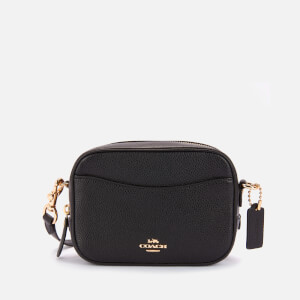 Coach New York Women's Camera Bag 16 - Black