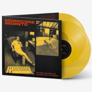 "Ennio Morricone - Morricone Segreto Limited Edition 2LP+7"" Coloured Vinyl Set with Poster"