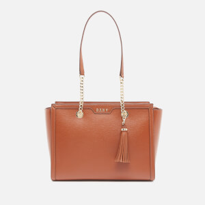 DKNY Women's Polly Sutton Tote Bag - Caramel
