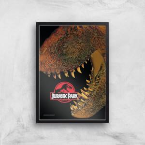 Jurassic Park Giclee Art Print