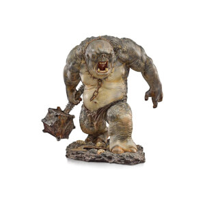 Iron Studios Lord of the Rings Deluxe BDS Art Scale Statue 1/10 Cave Troll 46 cm
