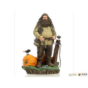 Iron Studios Harry Potter Deluxe Art Scale Statue 1/10 Hagrid 27 cm
