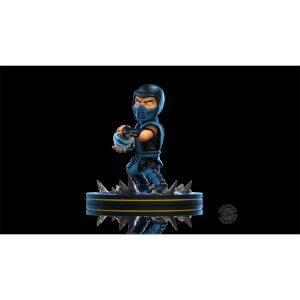 Quantum Mechanix Mortal Kombat Sub-Zero Q-Fig