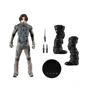 """McFarlane Toys Dune Build-A 7"""" Figures 1 - Paul Atreides Action Figure"""