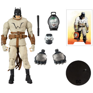 """McFarlane Toys DC Build-A 7"""" Figures Wv3 - Last Knight On Earth - Bruce Wayne Action Figure"""