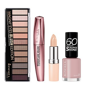 Rimmel Nude Obsessed Bundle