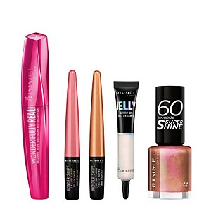 Rimmel Glitter Queen Bundle