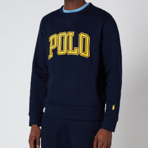 Polo Ralph Lauren Men's Polo Sweatshirt - Cruise Navy