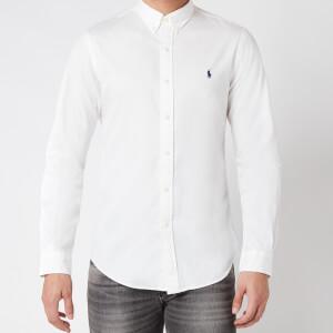 Polo Ralph Lauren Men's Slim Fit Chino Shirt - White