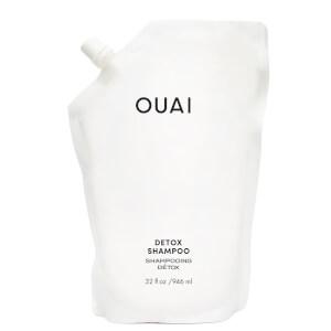 OUAI Detox Shampoo Refill Pouch 946ml
