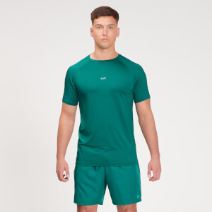 MP Men's Fade Graphic Training Short Sleeve T-Shirt - Energy Green