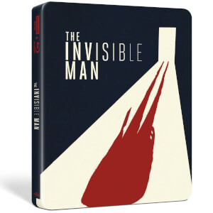 The Invisible Man - Zavvi Exclusive 4K Ultra HD Steelbook (Includes 2D Blu-ray)