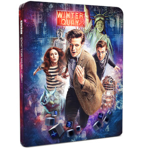 Doctor Who - The Complete Series 7 Limited Edition Steelbook