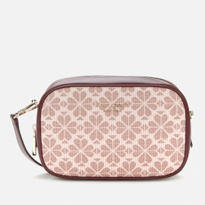 Kate Spade New York Women's Spade Flower Infinite Md Camera Bag - Pink Multi
