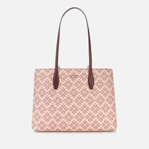 Kate Spade New York Women's Spade Flower All Day Tote Bag - Pink Multi