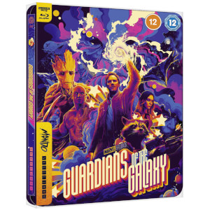 Marvel Studios' Guardians of the Galaxy - Mondo #40 Zavvi Exclusive 4K Ultra HD Steelbook (includes Blu-ray)