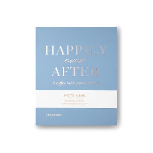 Printworks Happily Ever After Photo Album Book
