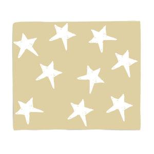Big Stars Fleece Blanket