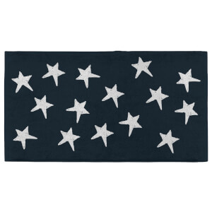Large Stars Fitness Towel