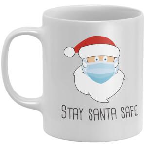Stay Santa Safe Mug