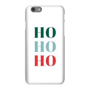 HO HO HO Phone Case for iPhone and Android