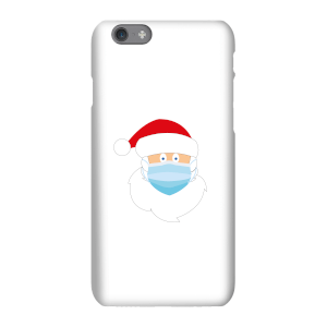 Christmas Covid Santa Phone Case for iPhone and Android