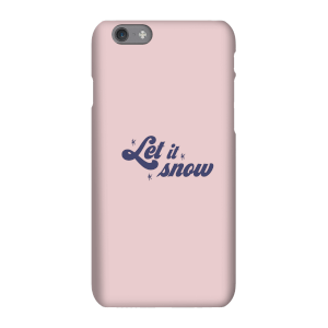 Let It Snow Phone Case for iPhone and Android