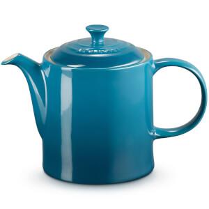 Le Creuset Stoneware Grand Teapot - Deep Teal