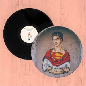Frida Kahlo Slip Mat