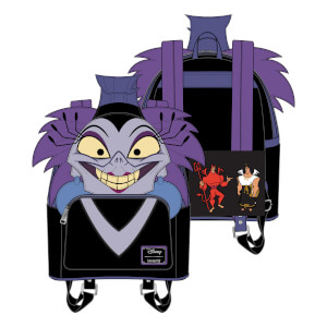 Loungefly Disney Emperors Ng Yzma Cosplay Mini Backpack