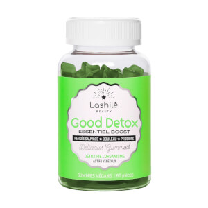 Lashilé Good Detox 60 Pieces Essential Boost