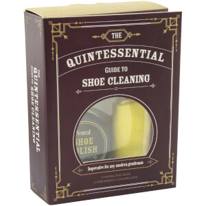 Shoe Ceaning Kit Book
