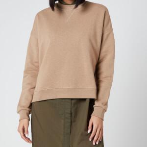 Ganni Women's Isoli Sweatshirt - Tannin