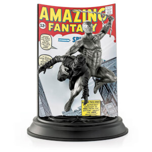 Royal Selangor Spider-Man Amazing Fantasy #15 Limited Edition Statue (800 Worldwide)