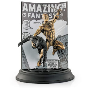 Royal Selangor Spider-Man Amazing Fantasy #15 Gold Version Limited Edition Statue (200 Worldwide)
