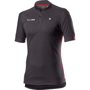 Castelli Team Ineos Tech Polo T-Shirt