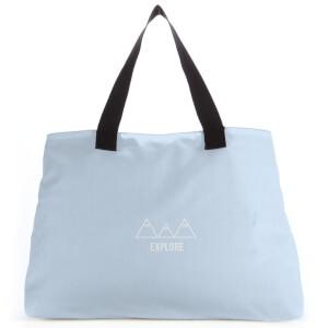 Explore Large Tote Bag