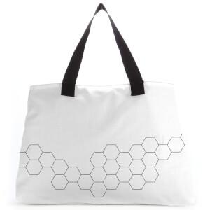 Beehive Large Tote Bag
