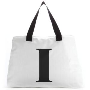 I Large Tote Bag
