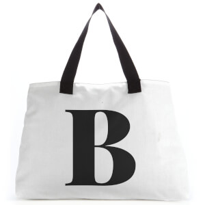 B Large Tote Bag