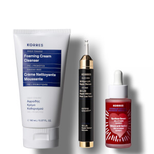 Korres Lift and Brighten Bundle (Worth $153.00)