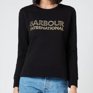 Barbour International Women's Downforce Overlayer - Black