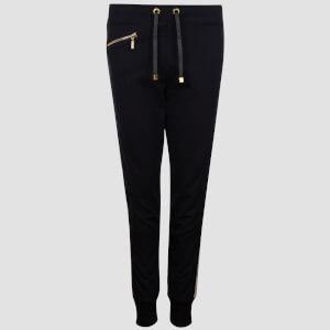 Barbour International Women's Burnout Trousers - Black