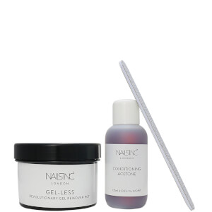 nails inc. Gel-Less Remover Pot