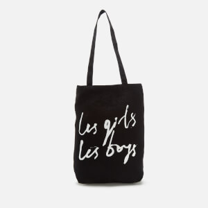 Les Girls Les Boys Women's Kindi Shopper Bag - Black - One Size