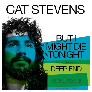 "Cat Stevens - But I Might Die Tonight 7"" Single - Light Blue (RSD 2020)"