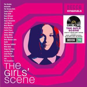 Various Artists - The Girls Scene 2LP (RSD 2020)