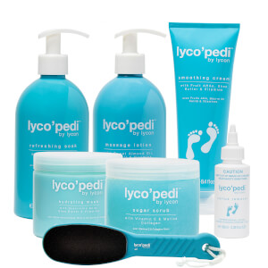 Lycon Lyco'Pedi Professional Kit