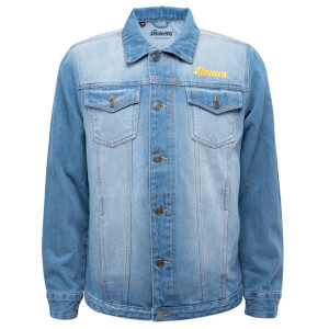 The Shining Classic Denim Jacket - Blue