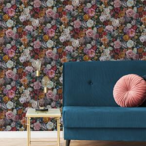 Superfresco Easy Multicolour Masterpiece Floral Wallpaper